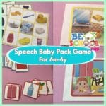 Speech Baby Pack Game