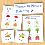 Picture to Picture Matching 2