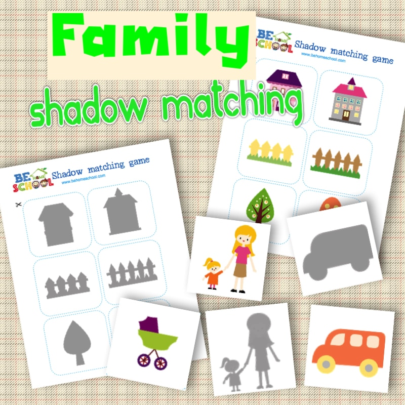 family shadow matching